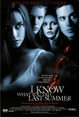I Know What You Did Last Summer Movie Jennifer Love Hewitt Original Poster Print
