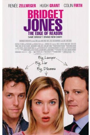 Bridget Jones: The Edge of Reason - Original Movie Poster