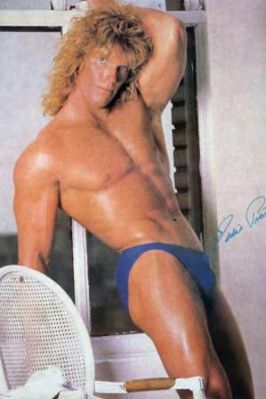 Male Model, The Perfect Man, Eddie Prevot, Photo Print Poster