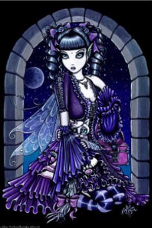 Myka Jelina (Mia) Art Poster Print