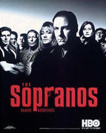 The Sopranos (Cast, Season 2) TV Poster Print