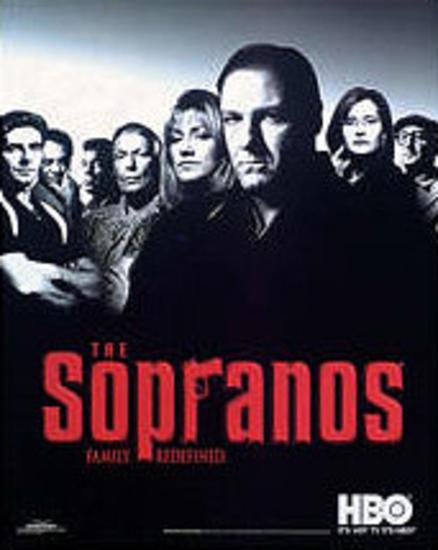 The Sopranos Cast Season 2 Tv Poster Print Posters At Allposterscom