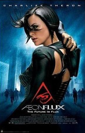Aeon Flux Movie (Charlize Theron) Poster Print