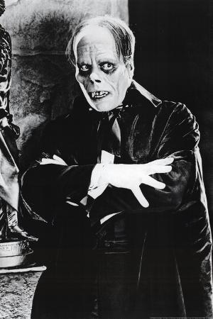 Phantom of the Opera Movie (Lon Chaney) Poster Print