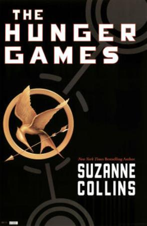 The Hunger Games Cover Art Poster Print