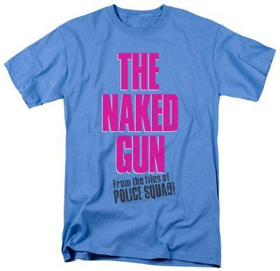 Naked Gun - Logo
