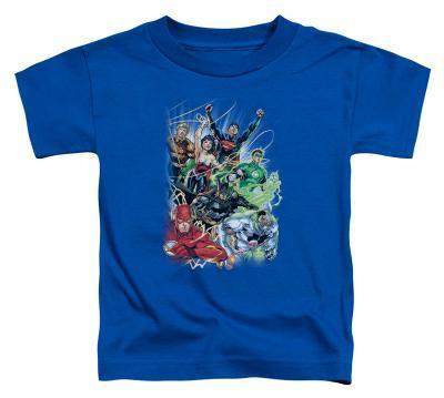 Toddler: DC Comics New 52 - Justice League #1