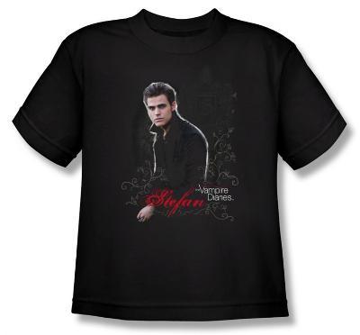 Toddler: The Vampire Diaries - Stefan