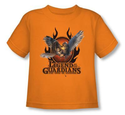 Toddler: Legends of the Guardians - Out of Fire