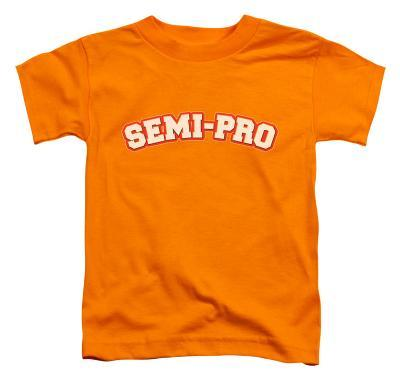 Toddler: Semi Pro - Logo