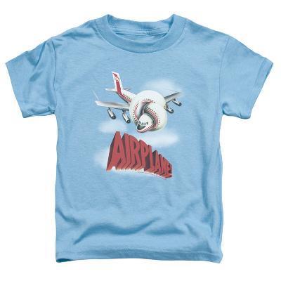 Toddler: Airplane - Logo