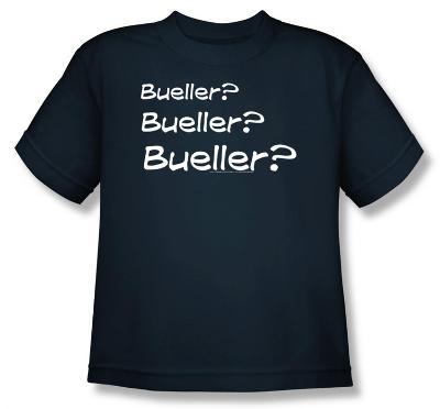 Toddler: Bueller's Day Off - Bueller?