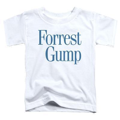 Toddler: Forrest Gump - Logo
