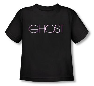 Toddler: Ghost - Logo