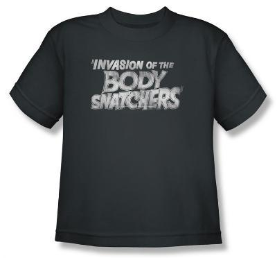 Toddler: Invasion of the Body Snatchers - Distressed Logo