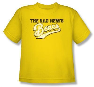 Toddler: The Bad News Bears - Logo