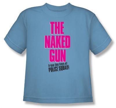 Toddler: Naked Gun - Logo