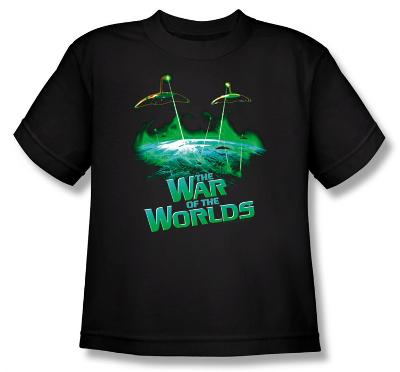 Toddler: The War of The Worlds - Global Attack
