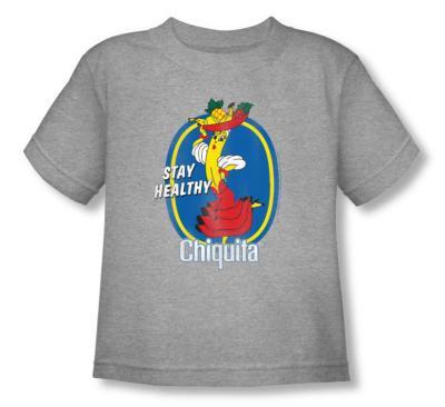 Toddler: Chicquita Banana - Stay Healthy