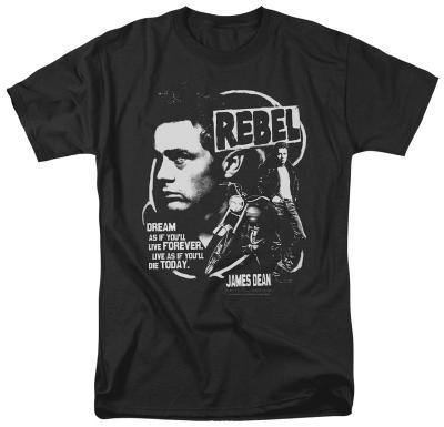 James Dean - Rebel Cover