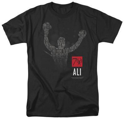 Muhammad Ali - 70 Arms Raised