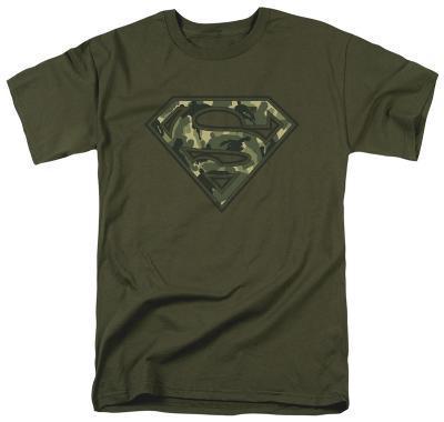 Superman - Super Camo