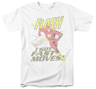 The Flash - Fast Moves