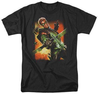 DC Comics New 52 - Green Arrow #1
