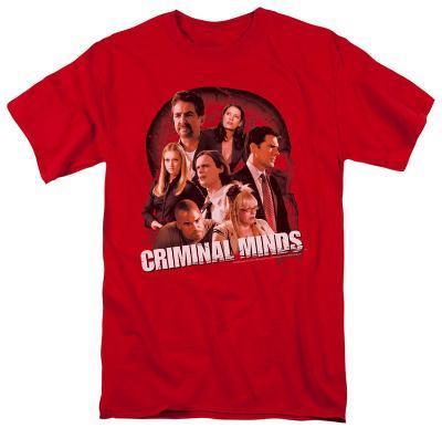 Criminal Minds - Brain Trust