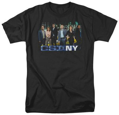 CSI New York - New York Cast