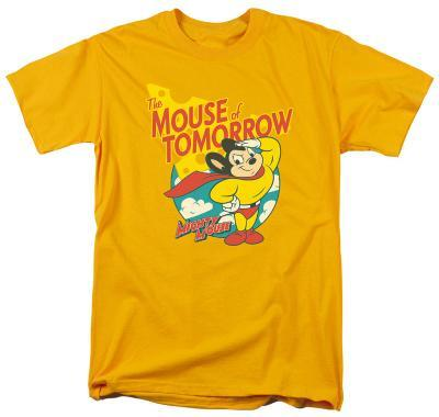 Mighty Mouse - Mouse of Tomorrow