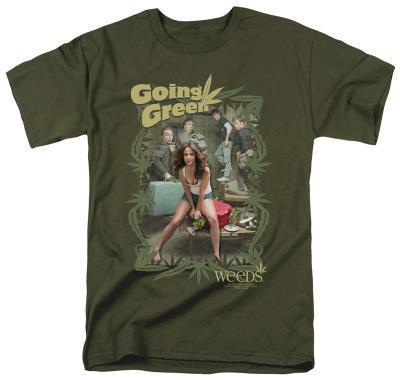 Weeds - Going Green