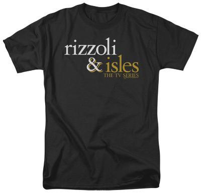 Rizzoli & Isles - Logo