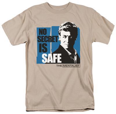 The Mentalist - No Secret is Safe