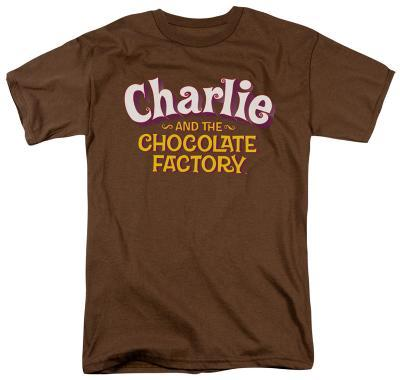 Charlie and the Chocolate Factory - Logo