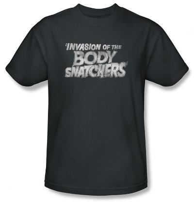 Invasion of the Body Snatchers - Distressed Logo