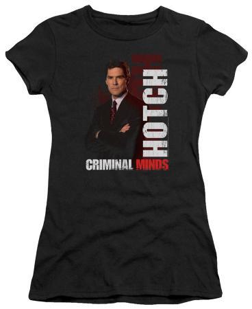 Juniors: Criminal Minds - Hotch
