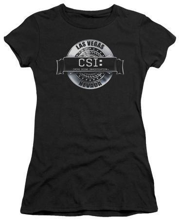 Juniors: CSI - Rendered Logo