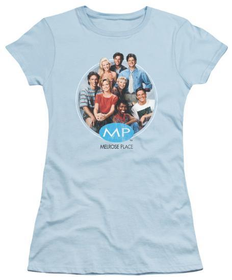 Juniors melrose place the original cast t shirts at for Places that print pictures on shirts