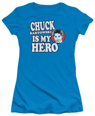 Juniors: Chuck - Chuck is my Hero