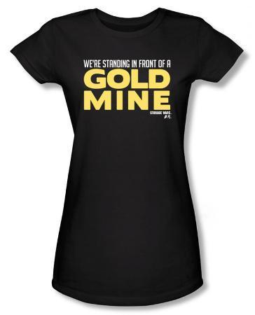 Juniors: Storage Wars - Gold Mine