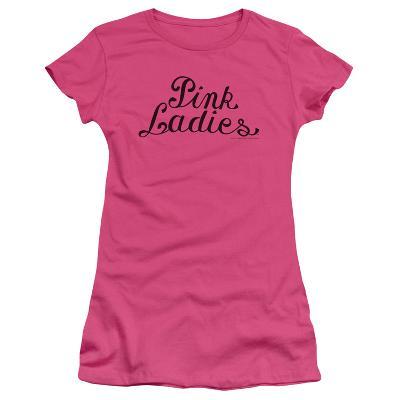 Juniors: Grease - Pink Ladies Logo
