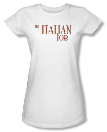 Juniors: Italian Job - Logo