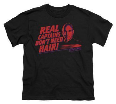 Youth: Star Trek - Real Captain