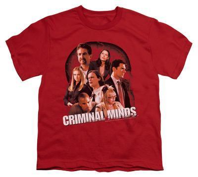 Youth: Criminal Minds - Brain Trust