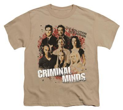 Youth: Criminal Minds - Solution Lies Within