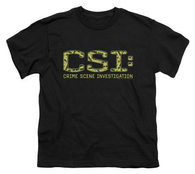 Youth: CSI - Collage Logo