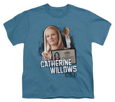 Youth: CSI - Catherine Willows