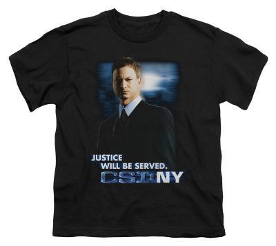 Youth: CSI New York - Justice Served