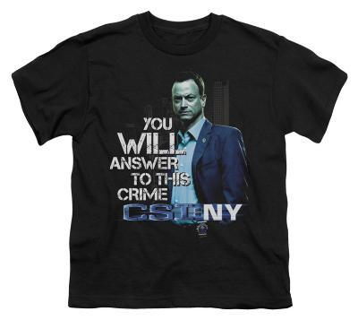 Youth: CSI New York - You Will Answer